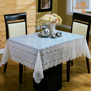 PVC table cloth tablecloth agile Square Garden cleaning-free waterproof table cloth tablecloth tablecloth tablecloth