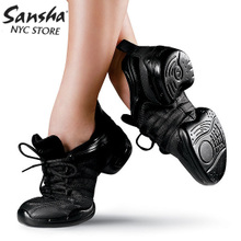 Authentic Sir Three sand sansha modern dance shoes/sports shoes gymnastics shoes P22 package surface mail