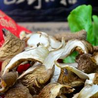 云南珍稀姬纵菇 顶级平菇 菌菇干货  质地肥厚 嫩滑可口 送好礼