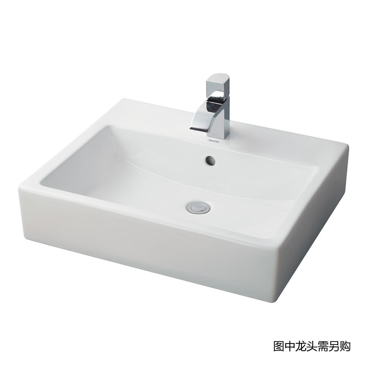 桌上式洗脸盆 LW711RCB