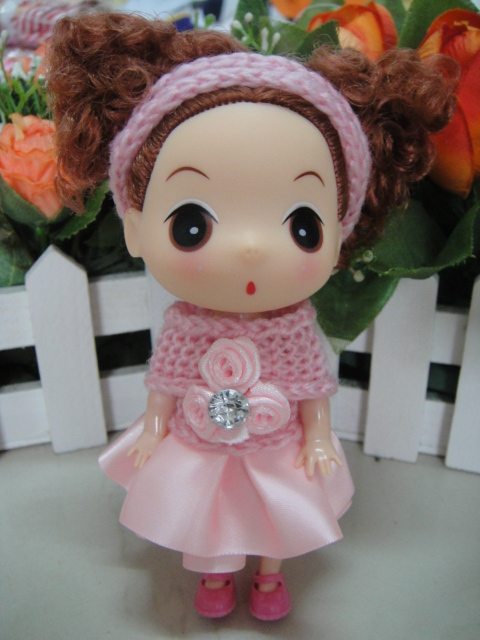 кукла Confused doll  12cm