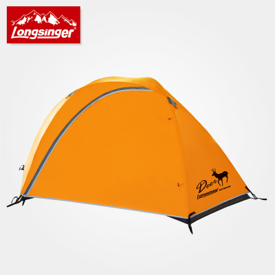 longsinger Double Pole Double Dragon Runner elk mountaineering outdoor camping tent rain ultralight