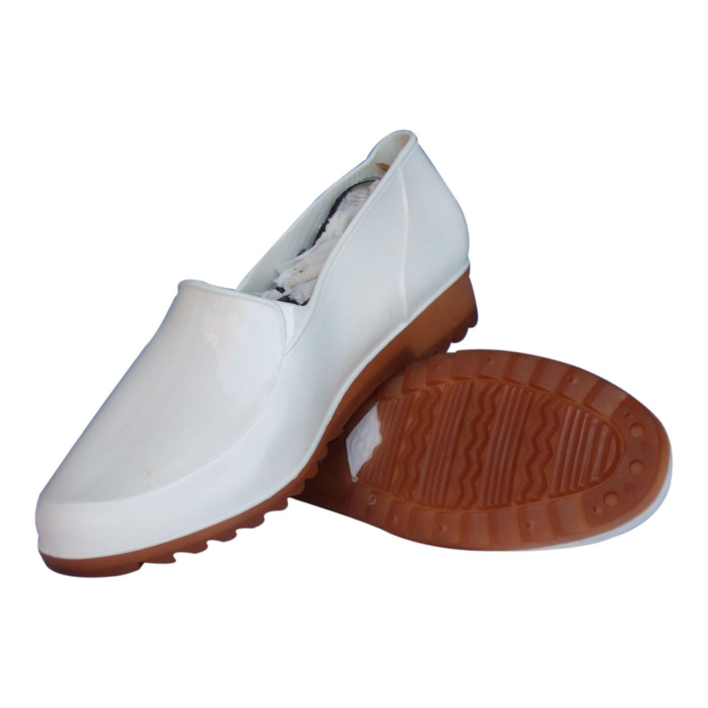 厂家直销白色黑色专用食品雨鞋 神象轻便雨鞋