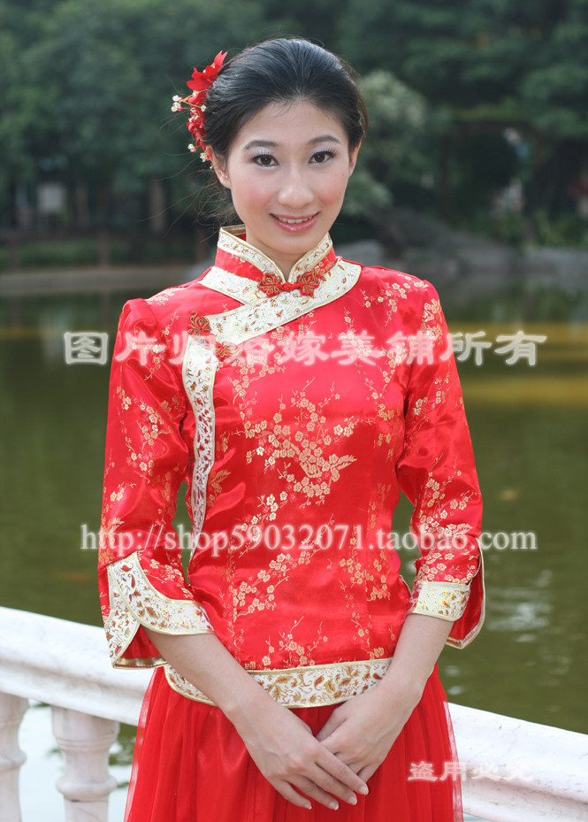 Платье Ципао   2012