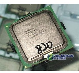 Процессор Intel  PD 820 775 2.8CPU G41