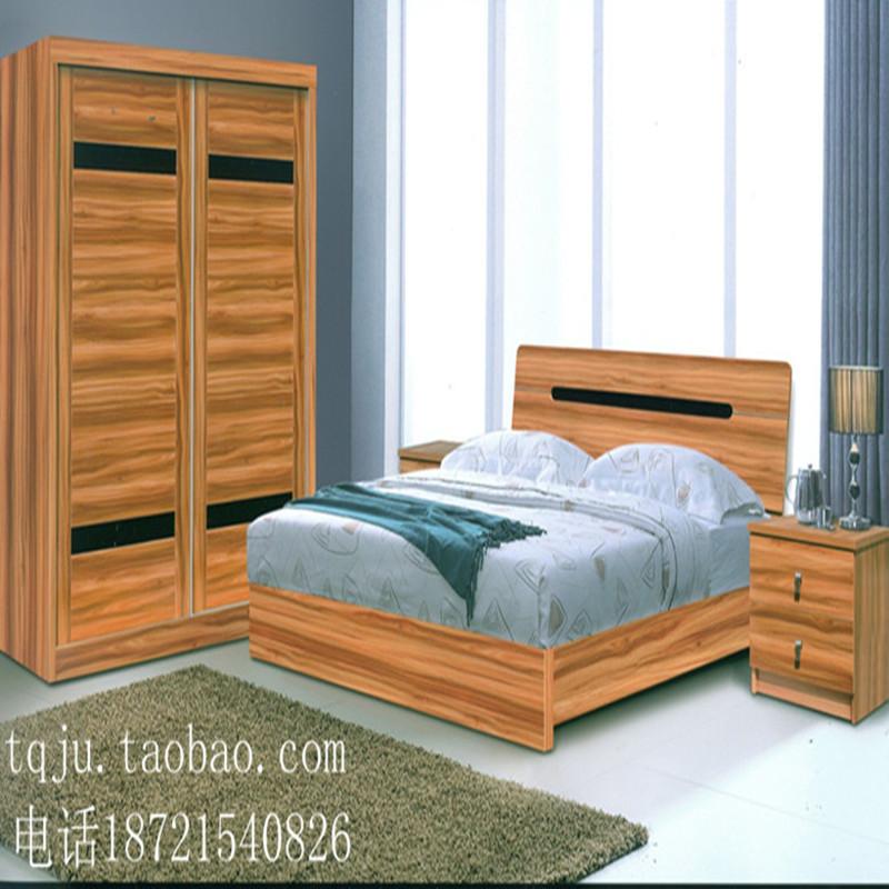 Двуспальная кровать   002#