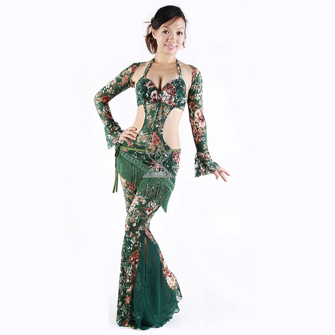 костюм для танца живота Belly Dance 6 qc1568