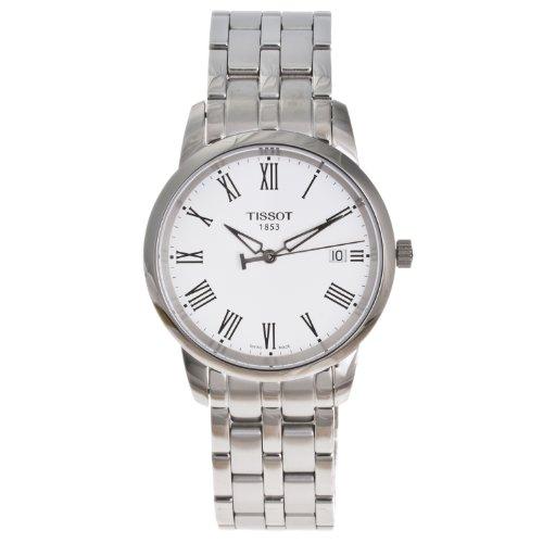 美国代购正品Tissot 天梭T0334101101301CLASSIC 男表 手表