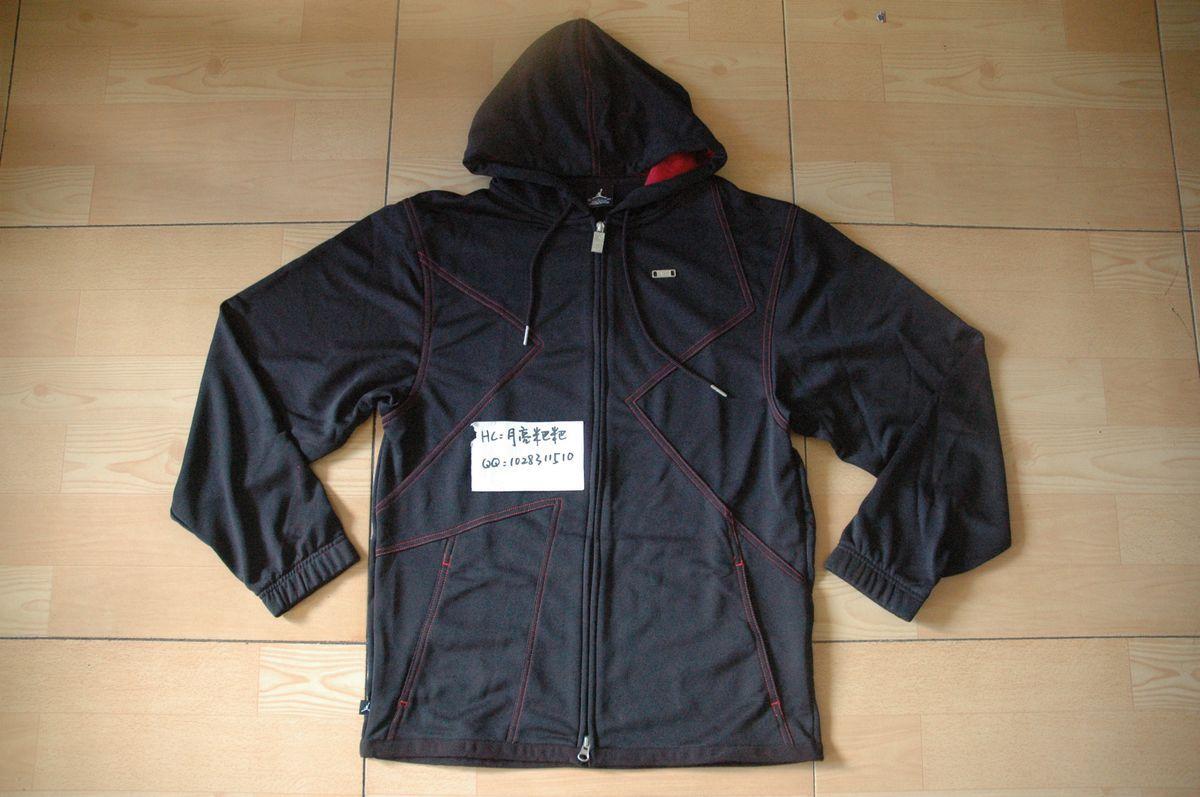 Спортивная куртка Nike 324875/010 AJF1 324875-010 Мужская Воротник с капюшоном Молния