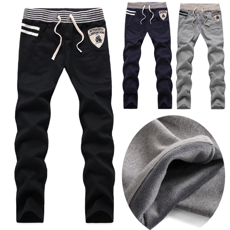 men's casual trousers men's sports pants