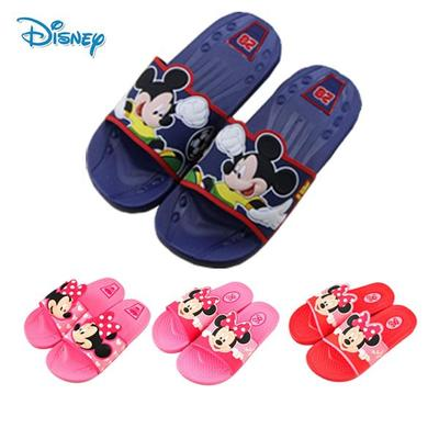2014 new authentic Disney children's summer sandals and slippers for adults, boys and girls bathroom home skid slippers