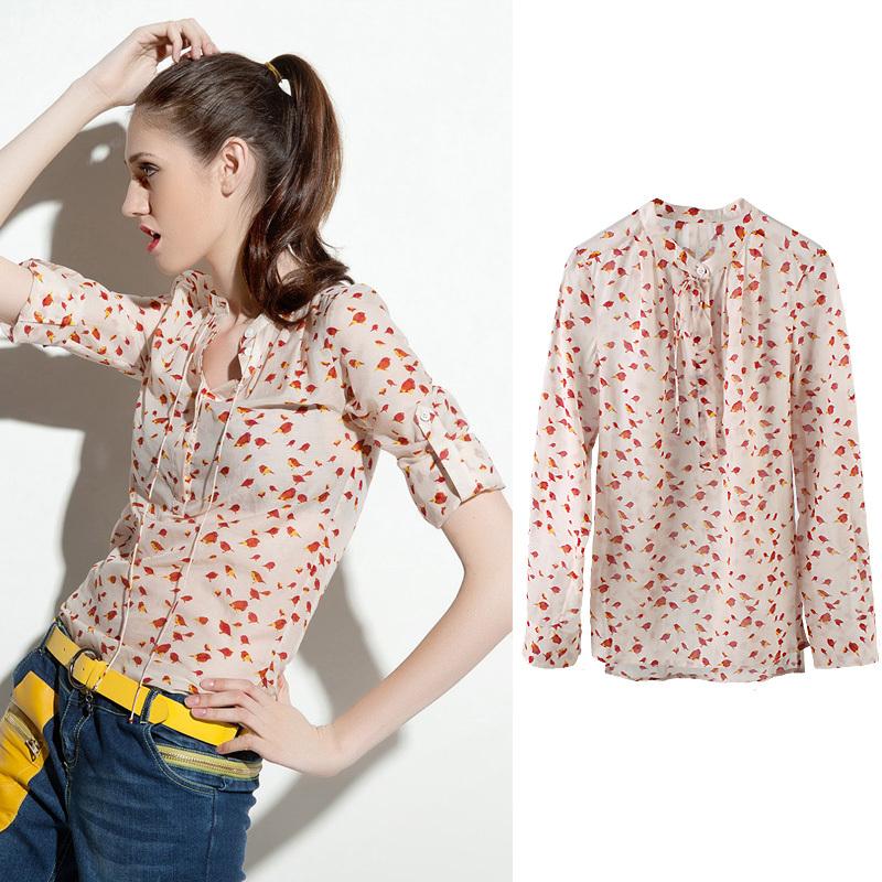 Блузка Из Ситца