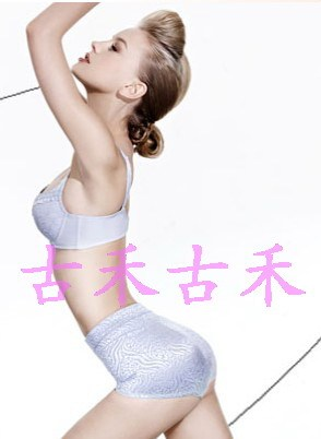 Oudifen 2013 Shang Korea Silhouette 3/4 thin lining and romantic lace LACE transparent printing OA13313