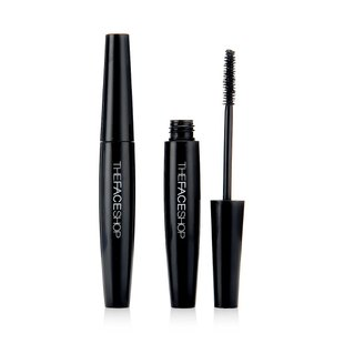 Special price Korea   Shop mascara waterproof long/thick black rod counter genuine