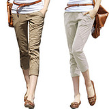 2014 new pants fall pants of nine Korean fashion casual slim edge Pant plus size pants