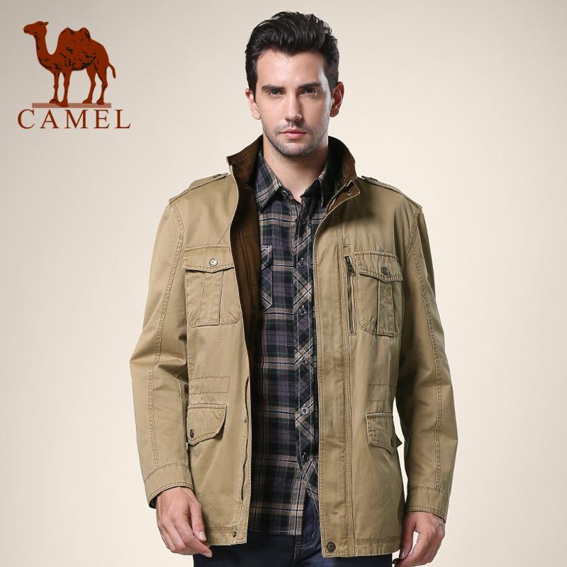 Ветровка мужская Camel fw13js110176 2014 110176