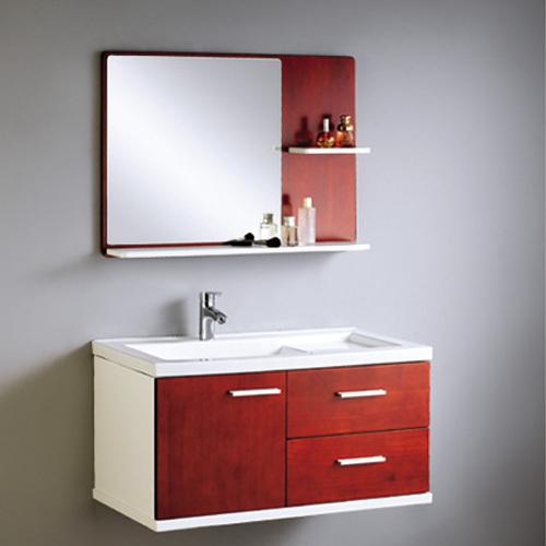 橡木浴室柜6014