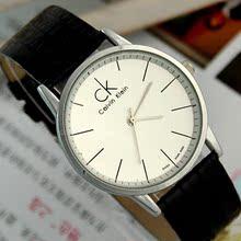 Calvin Klein para hombre hombres de negocios cinturón de reloj resistente al agua de mesa relojes de moda relojes de moda negro coreano CK