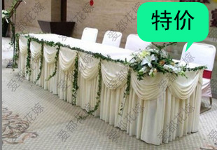 Hi Yi Square wedding reception table table surrounded welcome area around the drapery background props welcome desk