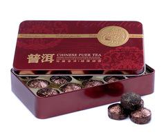 特级糯米香普洱茶 小金沱熟茶迷你小沱茶云南茶叶