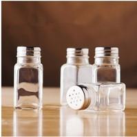 厨房用品用具玻璃调料瓶调味瓶盐罐调味盒调料盒收纳调料罐调味罐