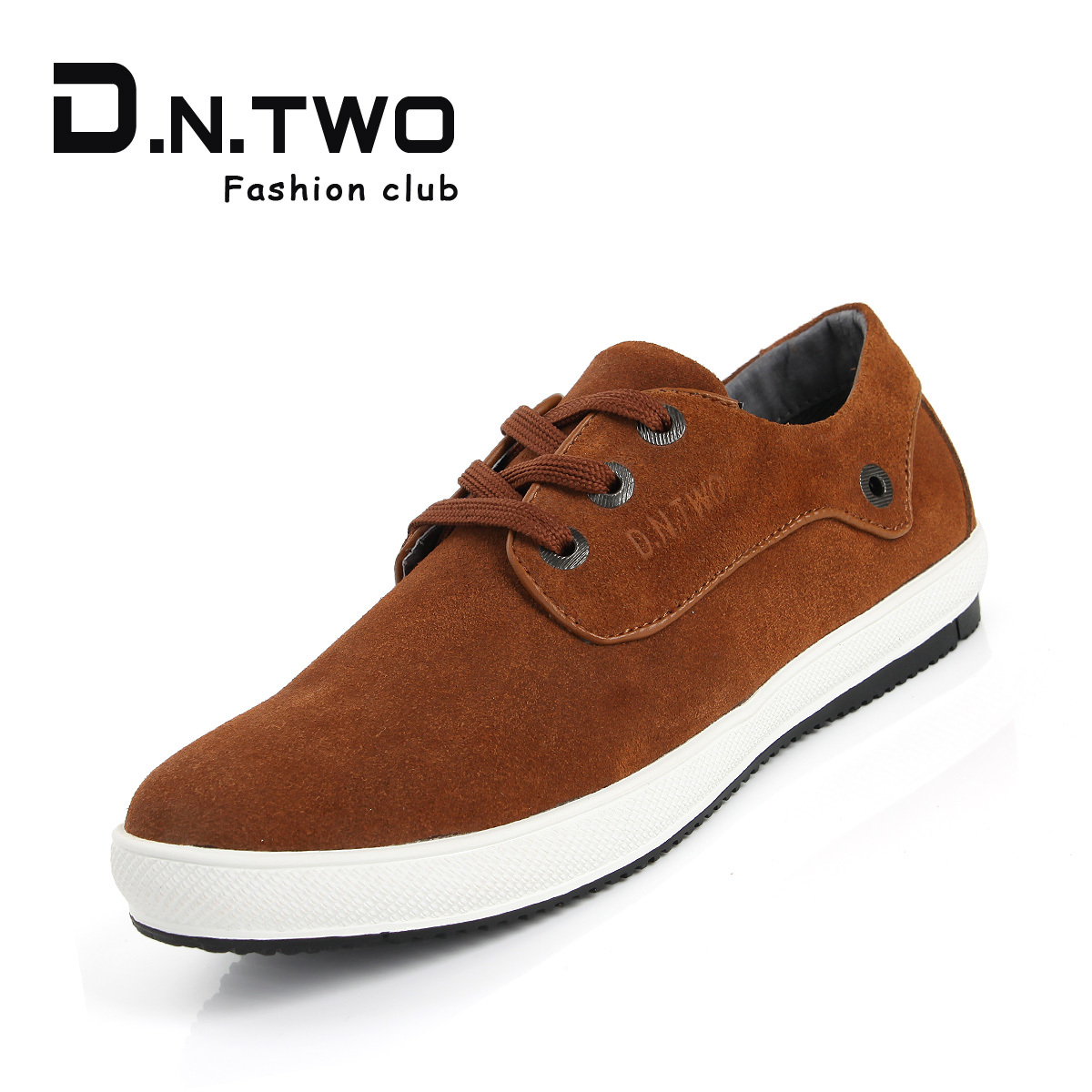 Демисезонные ботинки D. n. two d1009/2213 D.N.TWO 2213 Обувь на тонкой подошве ( для скейтборда ) Корейский Круглый носок Шнурок Весна и осень
