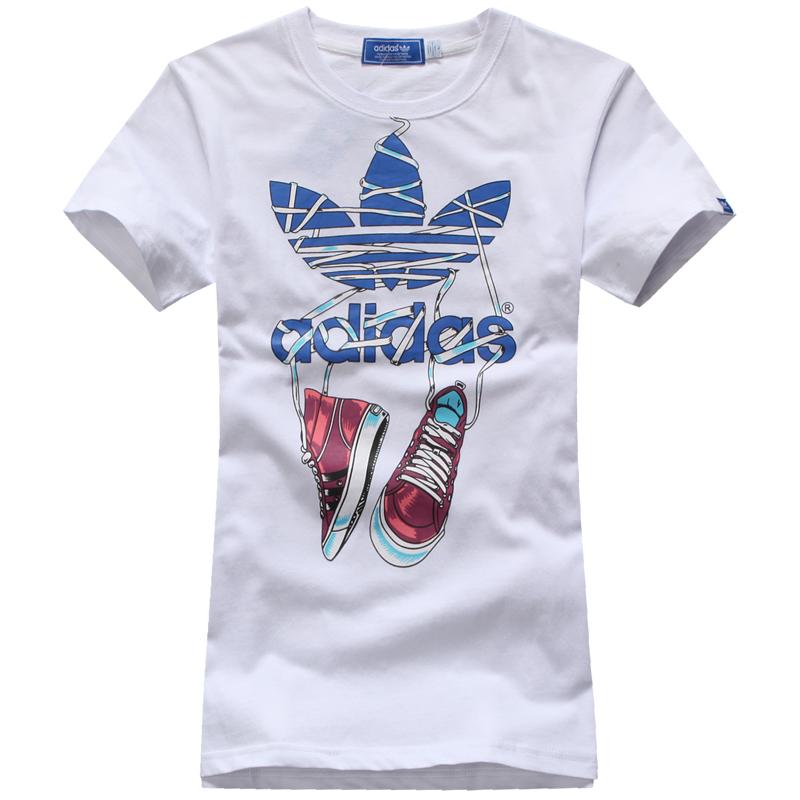 Спортивная футболка Clover adidas Adidas 2014