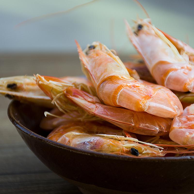 温州特产海鲜干货烤虾干大对海虾干即食零食小吃水产虾类制品200g