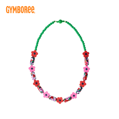 Gymboree / Gymboree Kids American girl flowers beaded necklace | 140113654