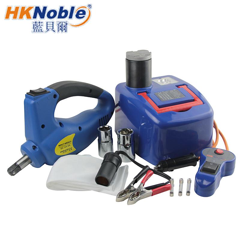 12v汽车电动液压千斤顶电动扳手维修工具超值图片