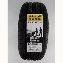 Authentic giti tire r16 205/55 91 v pattern 228 Mazda 6 and yue corolla passat