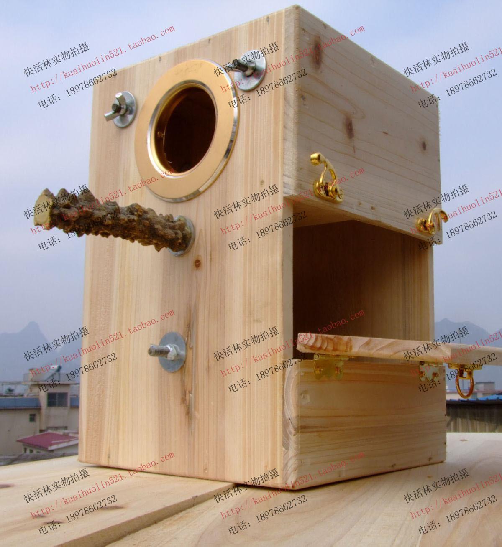 Гнездо для волнистых попугаев 93