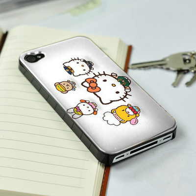 Apple чехол Iphone4s случая iPhone 4 iphone4 корпуса телефона KT Kit электронной почты