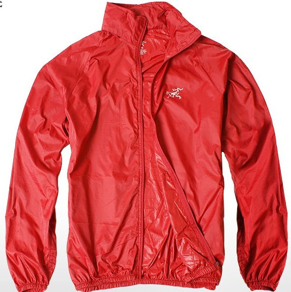 Ветровка мужская Other foreign trade brand arcteryx_01red 2013