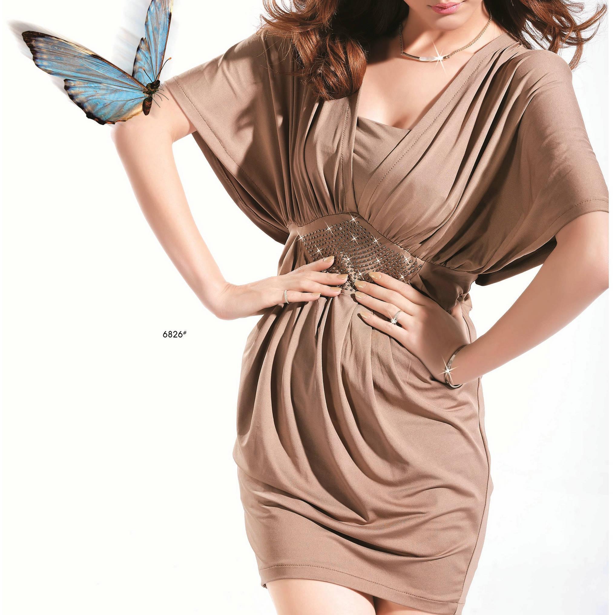 Женское платье N 6826 2012 OL Парча