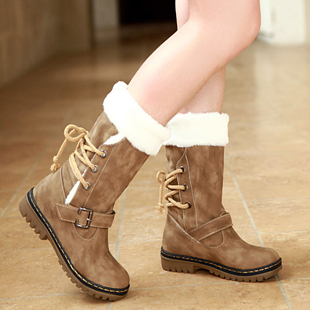 Special offer clearance crazy grab  original best selling stamp vintage short boots women's boots snow boots warm sole