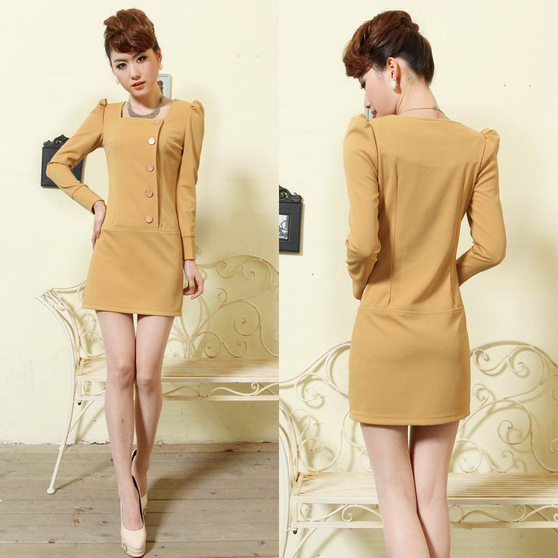 Женское платье 3yf153/S205 2012 S205 Осень 2012