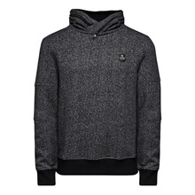 59 Denmark JJ's 50 euro cap zipper decoration soft fabrics Men's hooded fleece long sleeve ends