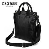 GSQ latest men's backpack man bag boutique business casual bag Messenger bag shoulder bag handbag bag