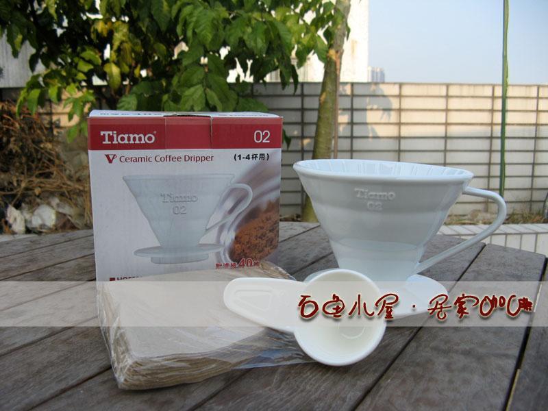 Аксессуары для кофе   Tiamo V02 HG5028