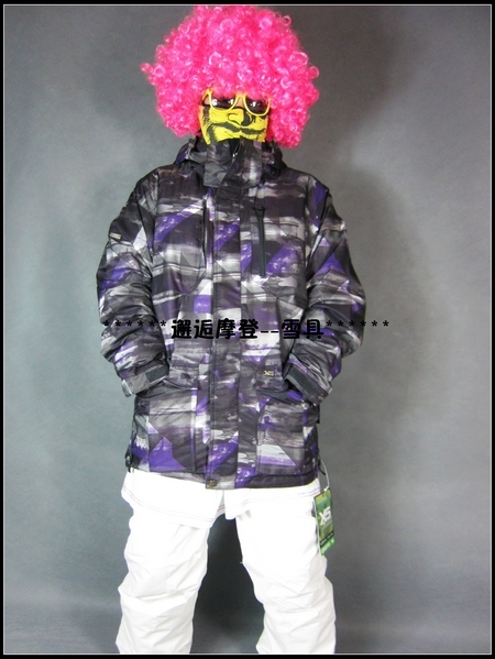 Лыжная одежда Bonbozi 11 Dc Burton Nomis X5 199 Bonbozi