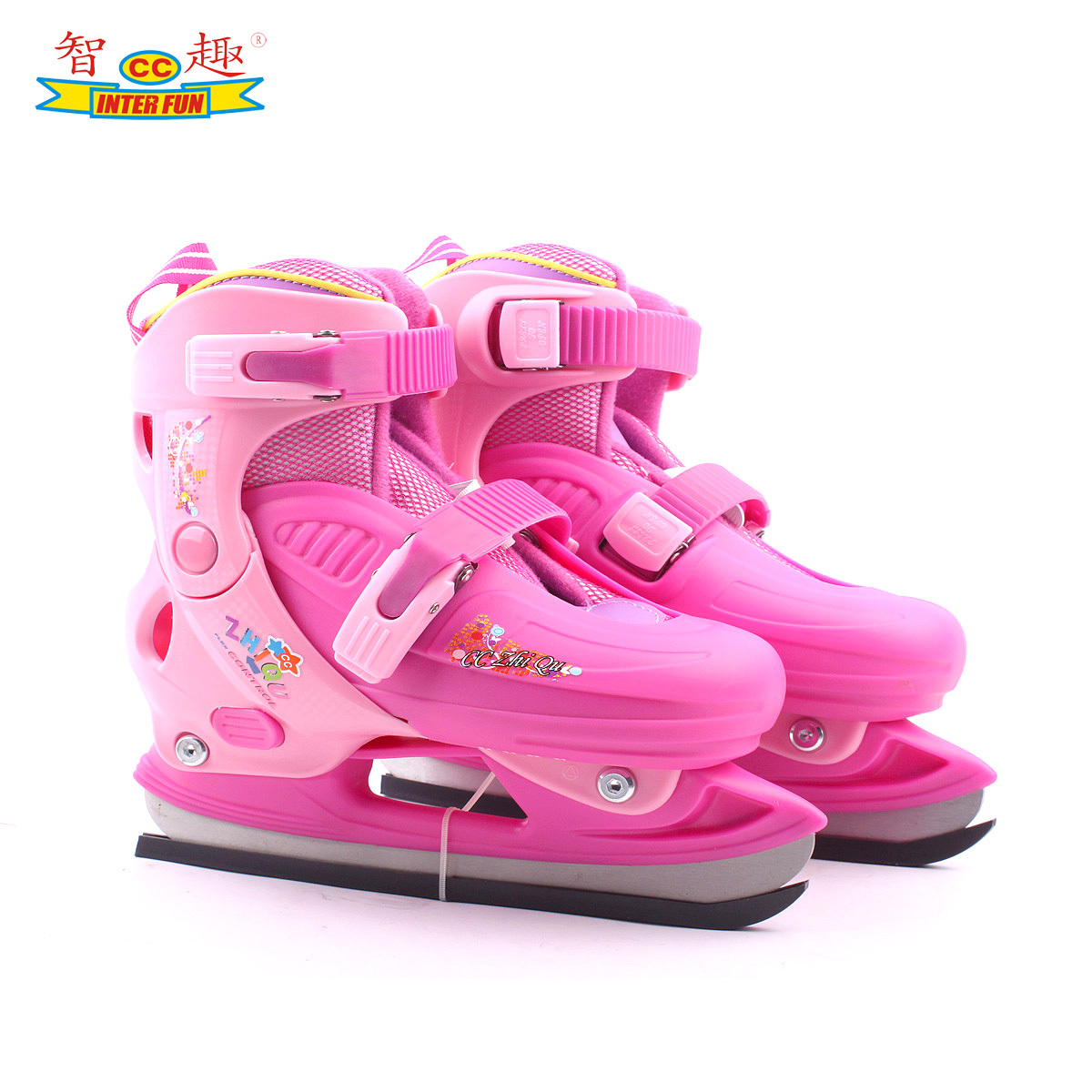 Intellectual desires authentic skate shoes children professional adjustable roller skates skates ice skate hockey skates
