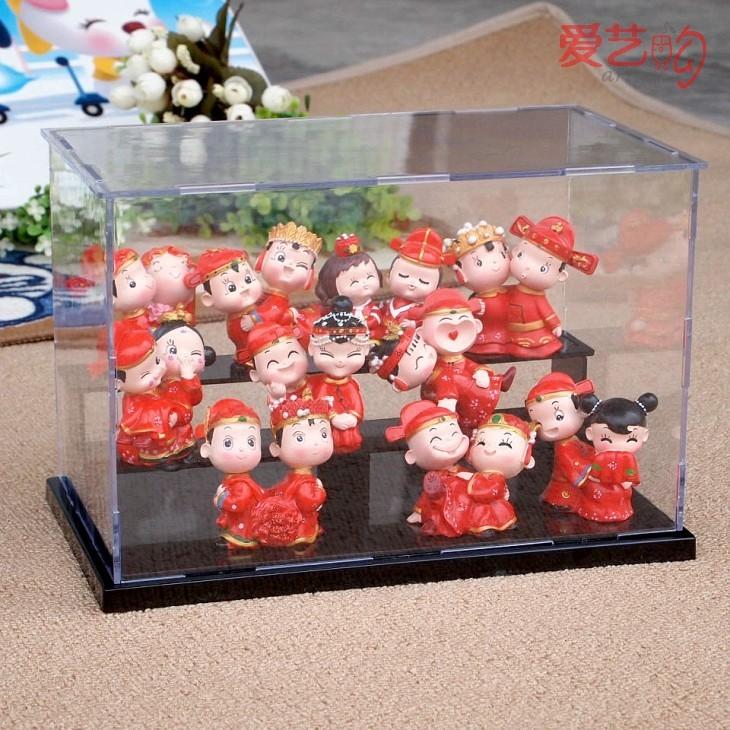 Оригинальный подарок Цин Куклы и креативные Свадебные украшения, подарок ремесло украшения китайский стиль Свадебные подарки украшения дома Для пары Свадебная
