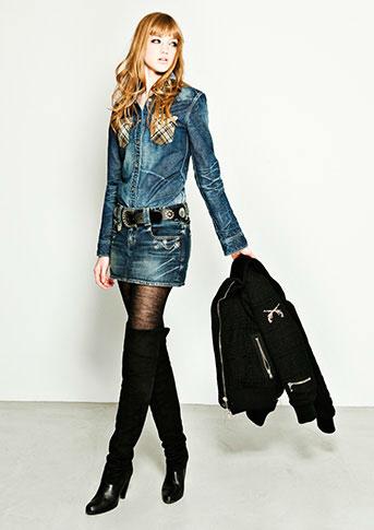женское пальто ROAR