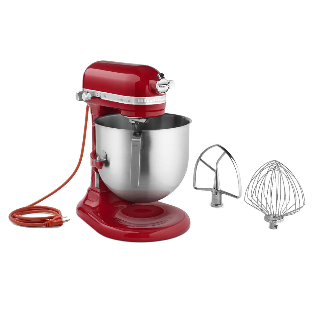 代购美国KitchenAid Commercial Stand Mixer 8Qt 7Qt商用厨师机a