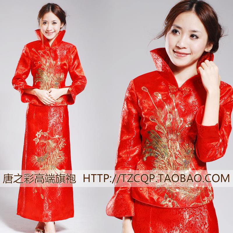 Платье Ципао  yf148 # 163