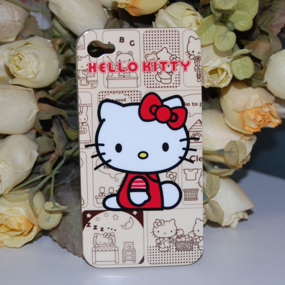 Apple чехол IPHONE Hello Kitty IP005
