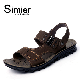 Simier Smeall dual-use fashion daily cool outdoor leisure Beach sandal shoes A8802