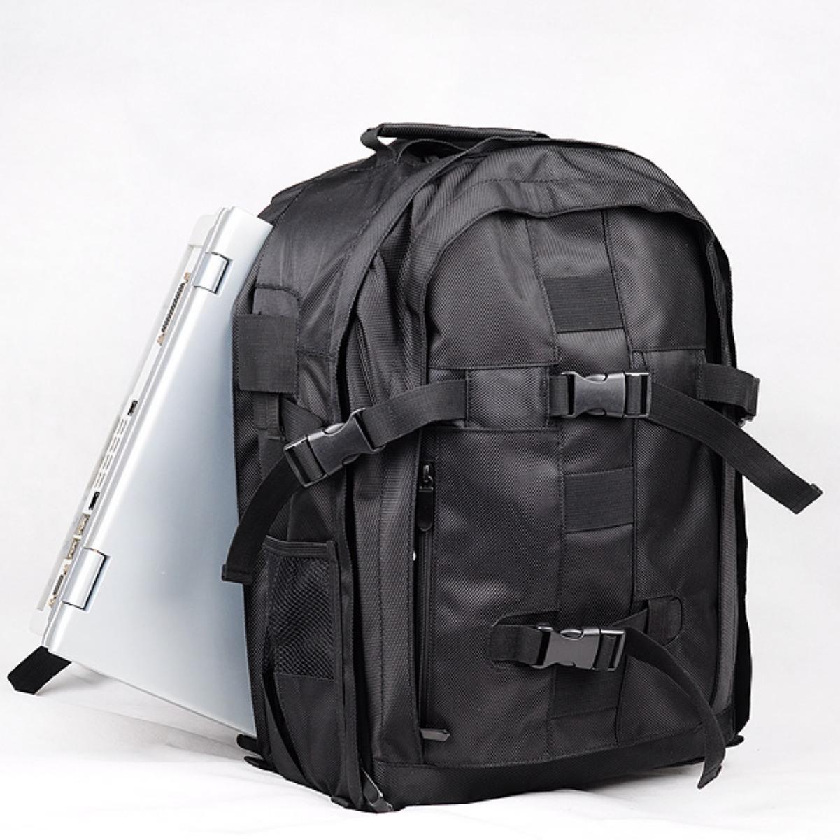 防水双肩包摄影包专业单反相机包可放15.4寸笔记本三脚架 20