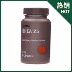 GNC DHEA 25 90